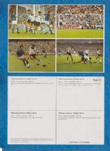 Italy West Germany 12 UNCUT 1982 World Cup Final